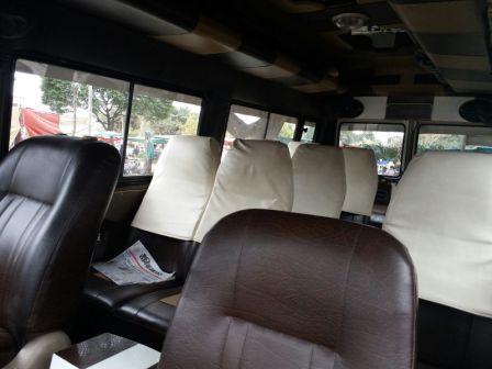 Delhi to Agra Tempo Traveller
