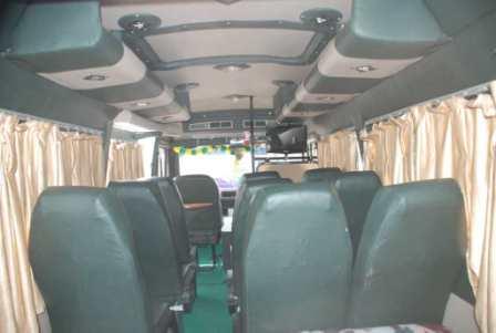 Tempo Traveller Delhi to Dalhousie