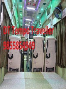 tempo traveller delhi to manali