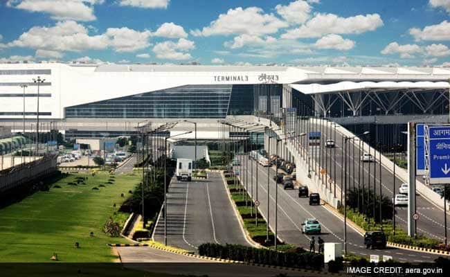 tempo traveller in Indira Gandhi International Airport Delhi